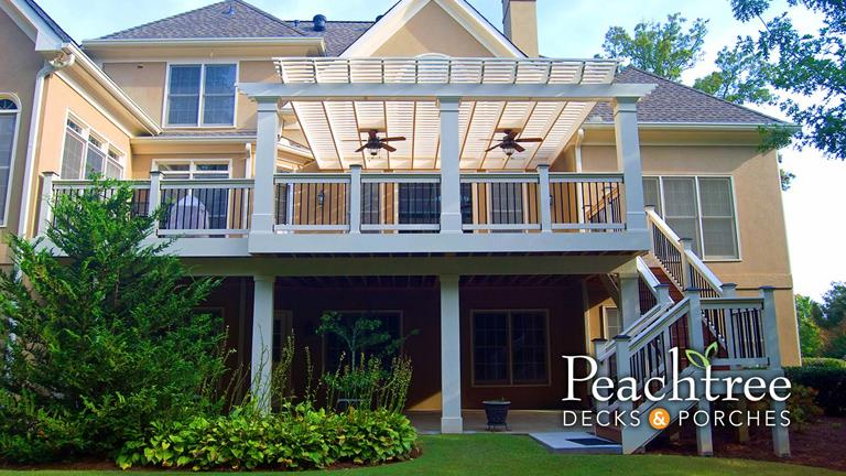 Atlanta Decks Porches And Outdoor Living Spaces